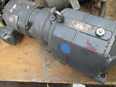 US MOTORS GEAR MOTOR CBN2303 W 2 HP EXPLOSIONPROOF ELECTRIC MOTOR SURPLUS