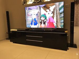 IKEA Entertainment and Storage Unit Revesby Bankstown Area Preview