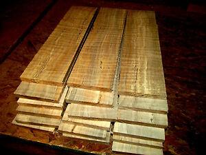 Curly Maple Wood Ebay