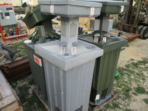 3 Portable Handwash Stations, 1 is NOS, 1 is Good Used, 1 Needs Work, Hand Wash
