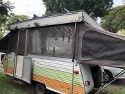 Pop up caravan Caringbah Sutherland Area Preview