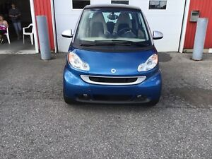 Smart 2009 Fortwe Passion  62,300 Km