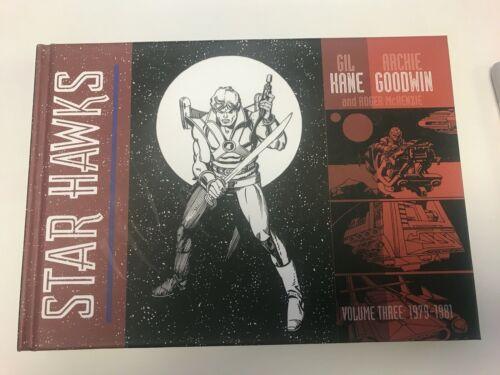 IDW STAR HAWKS, VOL 3: 1979 - 1981 : GIL KANE : ARCHIE GOODWIN : NEW COND : LOAC
