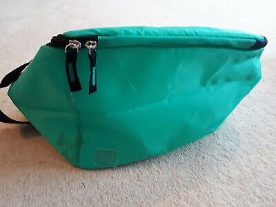 Green Chiller bag. Small Green Chiller