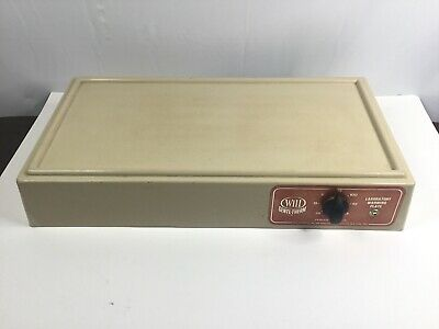Laboratory Warming Plate Will Scientific Inc. Vintage Chemistry Lab Equipment