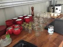 Cafe/restaurant Cutlery,Crockery dinnerware, jars, tea pots &more Dingley Village Kingston Area Preview