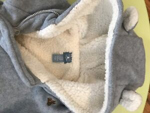 Baby Gap bunting bag/snowsuit