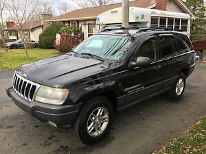 2003 grand Cherokee new two-year inspection