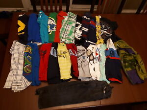 Boys 4T clothing lot $45