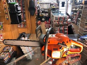 Husqvarna 340 chainsaw
