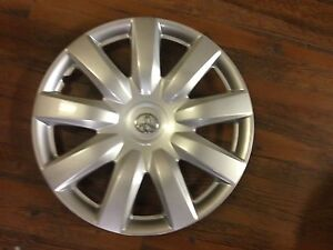1 new toyota camry 15 034 2004 2005 2006 hubcap hub cap wheelcover wheel cover ebay. Black Bedroom Furniture Sets. Home Design Ideas