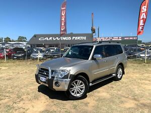 2014 MITSUBISHI PAJERO EXCEED LWB 4x4 NW MY14 LUXURY 3.2L TURBO DIESEL 7 SEAT AUTOMATIC Kenwick Gosnells Area Preview