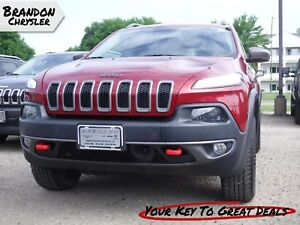 2015 Jeep Cherokee Trailhawk ~ Rare Color with Altitude Package!