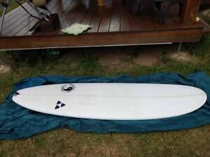7.2ft australia made surfboard