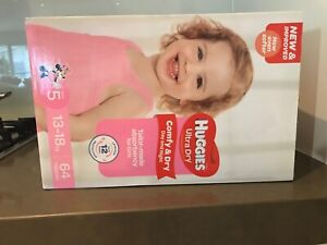 Huggies Girls nappies