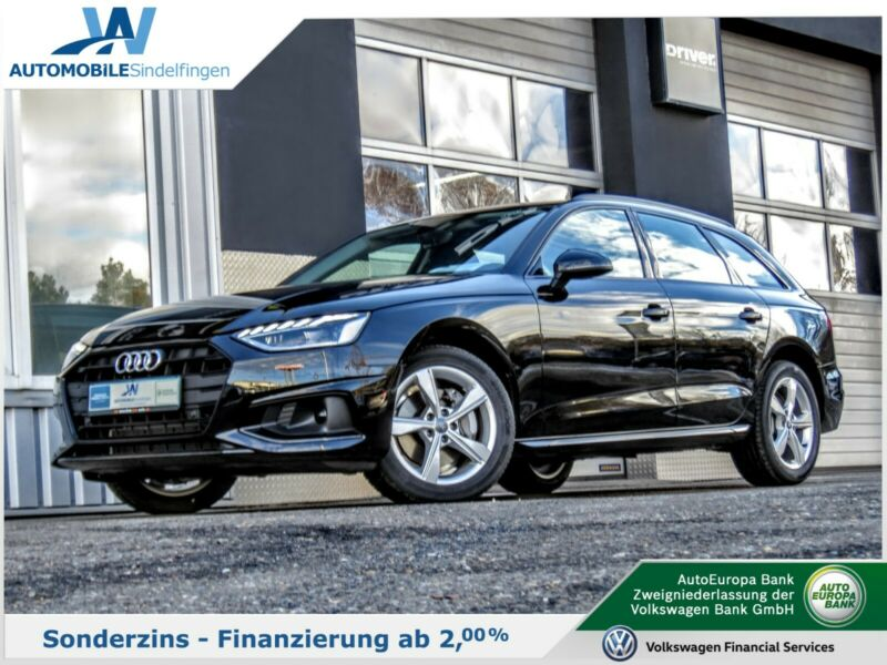 Audi A4 Avant 40 TDI advanced NAV LED u.v.m*NEUWAGEN*