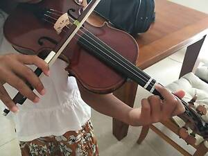 Schroeder #50J , Violin Outfit, 1/2 (102280M) Abbotsford Canada Bay Area Preview