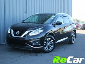 2015 Nissan Murano SL HEATED LEATHER | PANORAMIC SUNROOF | NAV
