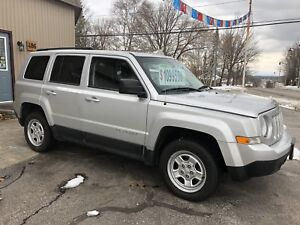 2014 Jeep Patriot North 4x4 SOLD