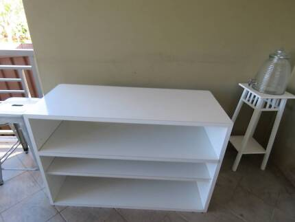 Shelving unit - spacious, sturdy and durable. 3 shelves in total. Earlwood Canterbury Area Preview