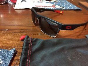Oakley two face Ferrari edition sunglasses