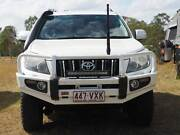 2012 Toyota LandCruiser Prado VX Nanango South Burnett Area Preview