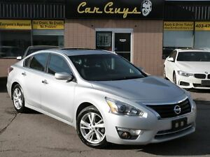 2015 Nissan Altima 2.5 SV - Roof, BU Cam, R. Start, H. Seats