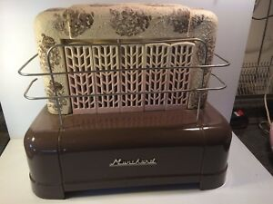 Vintage Marchand gas heater
