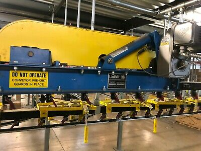 Caterpillar Drive Unit Unibilt Webb Variable Frequency Controlled For Conveyor