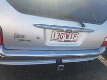 Ford falcon 2000 243000 kms with rego Parramatta Park Cairns City Preview