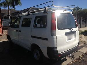 2002 Toyota Townace Van/Minivan Auto, ice cold aircon,  3m rack Wilson Canning Area Preview