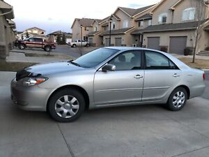 Toyota Camry 2003 LE