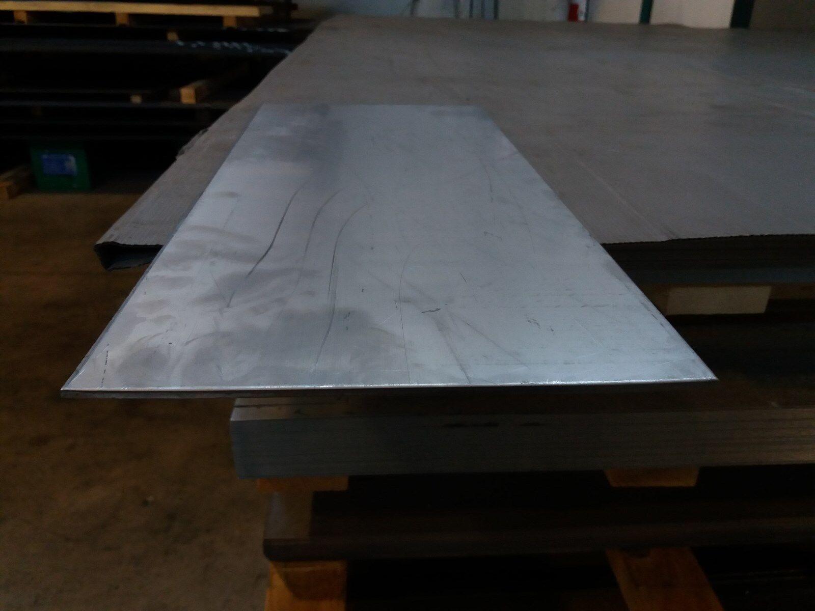 Lamiera piastra acciaio inox aisi 304 grezza spessore 3 for Peso lamiera acciaio inox aisi 304