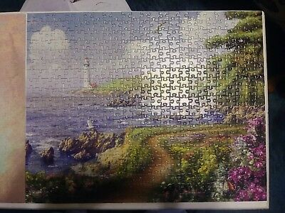 Empire Puzzle Makers DESTINY POINT 500 piece COMPLETE 16x20