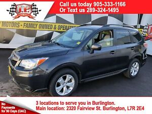 2015 Subaru Forester i Convenience PZEV, Automatic, Heated Seats