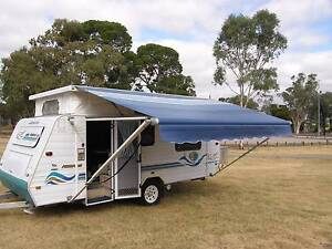 2001 JAYCO FREEDOM 17 Ft  6 Inch Pop Top Caravan Gawler Gawler Area Preview