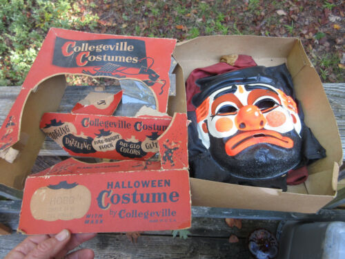 Vintage Collegeville Costumes HOBO Small 4-6 years old