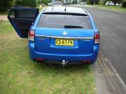 2011 Holden Commodore Wagon MY12 Nowra Nowra-Bomaderry Preview