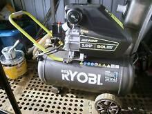 Ryobi Airwave Air compressor 2.0HP 50L Zeehan West Coast Area Preview