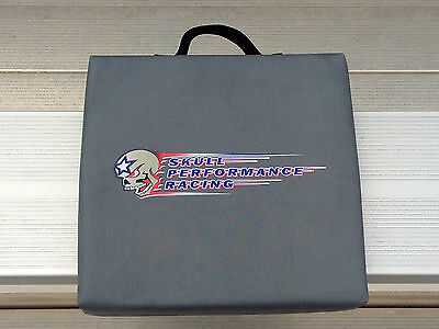 Pack of 20 Wholesale Priced Stadium Seat Cushions w/the Best Rated Skull Logo