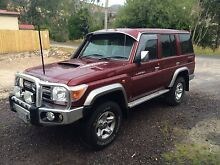 Land cruiser 2009 GXL Queenstown West Coast Area Preview