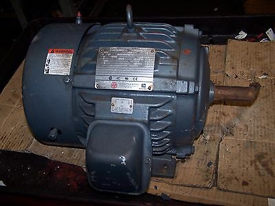 New Us Electrical 3 Hp Ac Electric Motor 460 Vac 1775 Rpm 213 Frame A3p2c Tefc