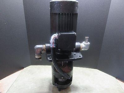 Grundfos Coolant Pump Jf-1 96430511 20e0 Supermax Ycm-fv56a Cnc Vertical Mill