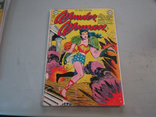Wonder Woman #49 Comic Book 1951