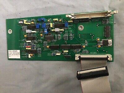 Schick Cdr Panx Panoramic Digital Dental X-ray Jed25 Panel