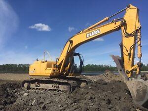 John Deere 200 Lc Excavator 2005