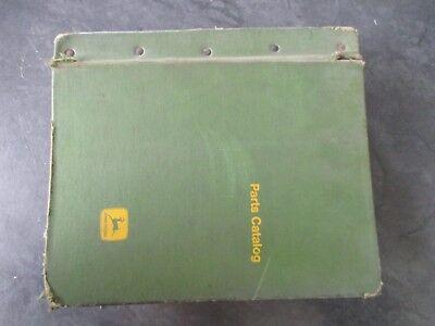 John Deere Mowers Parts Catalog
