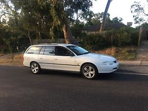1999 Holden commodore wagon rego and rwc Boronia Knox Area Preview