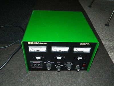 Bio Rad Laboratories Model 1420B Power Supply