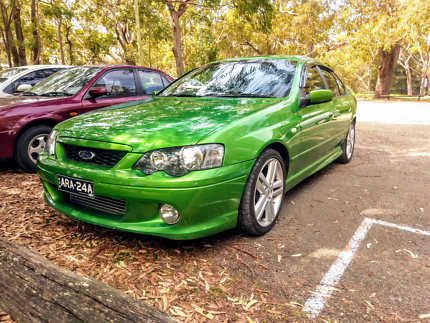 2004 BA xr6 turbo (price drop)